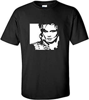 Adam n The Ants 80s pop Rock Punk Music Black T-Shirt