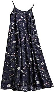 Sexy Dresses for Women,Women Casual Long Maxi Sundress Beach Party Boho Floral Print Dress
