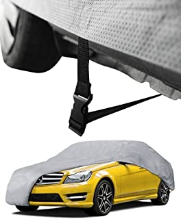 AUDI A5 COUPE 07-ON LUXURY FULLY WATERPROOF CAR COVER COTTON LINED