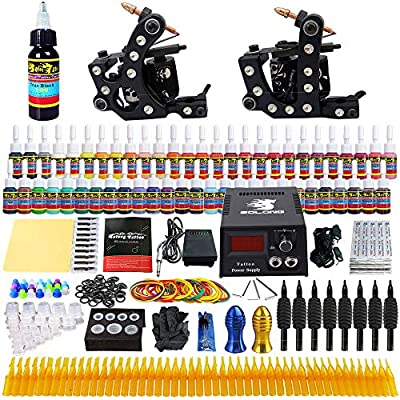 Solong Tattoo® Kit Completo