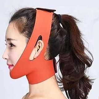 wsbdking Facial Lifting Strap Dubbele Kin Dunne Gezichtsgordel Anti Rimpel Gezicht Afslanken Bandage Facial Massager Up Be...