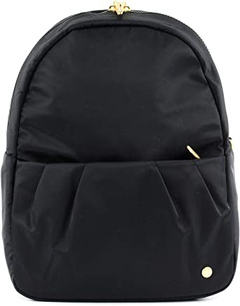 PacSafe Citysafe CX Anti-Theft Convertible Backpack Messenger Bag, 34 cm, 8 liters, Black (Black 100)
