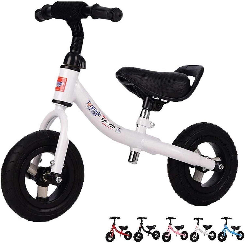 Laufrad - Für Kinder im Alter von 1, 2, 3 Jahren, Jungen, Mdchen, Laufrad, Keine Pedale, Laufen, Laufrad, Verstellbarer Lenker und Sitz, Reitspielzeug, Trainingsrad, 8 Wei ZHAOFENGMING