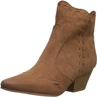 Qupid Women's RHYTHM-13 Ankle Boot