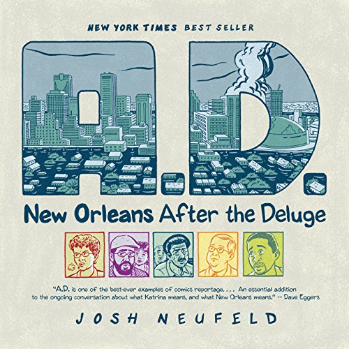 A.D.: New Orleans After the Deluge (Pantheon Graphic...