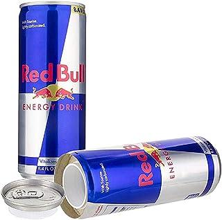 本物の缶で作られた(セーフティーボックス・隠し金庫) -セーフ缶・隠し金庫(レッドブル/Red Bull)- 大切な物を隠すのにオススメなアイテム!