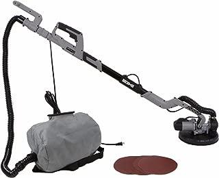 Electric Drywall Sander Telescoping Sanding 750w Variable Speed Dustless Vacuum