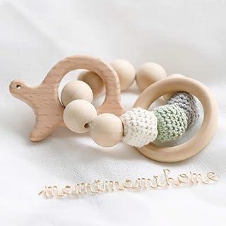 pulsera de bebé ganchillo