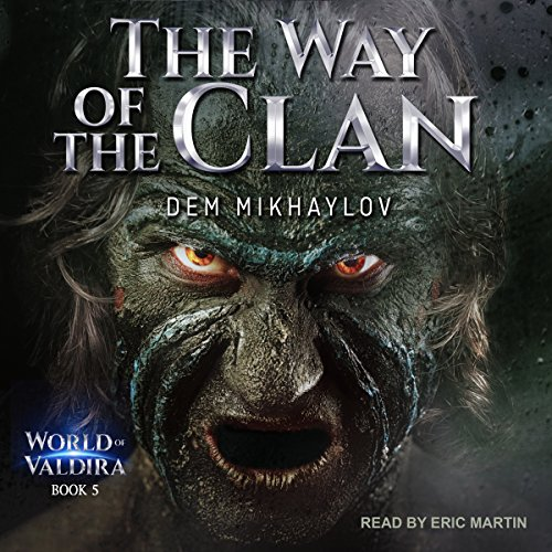 The Way of the Clan 5: Ultimatum audiobook cover art