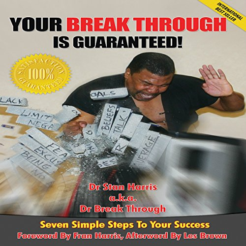 Your Break Through Is Guaranteed! audiobook cover art