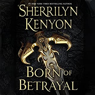 Born of Betrayal     The League Series, Book 8              Written by:                                                                                                                                 Sherrilyn Kenyon                               Narrated by:                                                                                                                                 Fred Berman                      Length: 13 hrs and 34 mins     5 ratings     Overall 4.8