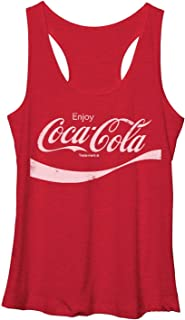 Classic Logo Coke Women's Tank Top