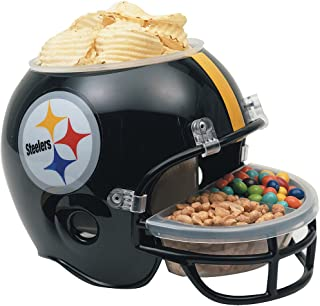 nfl snack helmet pittsburgh steelers