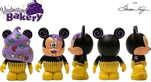 Disney Vinylmation 3 Bakery lila Mickey Mouse by Disney Vinylmation