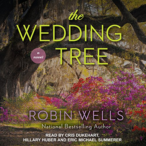 The Wedding Tree audiobook cover art