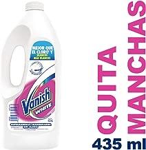 Vanish Quitamanchas Líquido Blanco, 435 ml