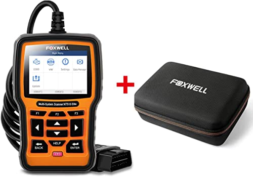 popular FOXWELL discount Car Full-System Diagnostic wholesale Tool NT510elite for VAG with EVA Case online