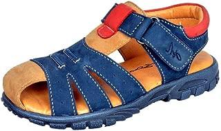 Mardi Gras Kids Unisex Leather Outdoor Sandals