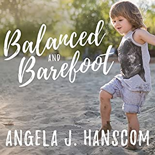 Balanced and Barefoot audiobook cover art