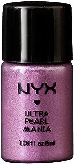 NYX PROFESSIONAL MAKEUP NYXプロフェッショナルメイクルースパールアイシャドウ、 0.192オンス 紫の