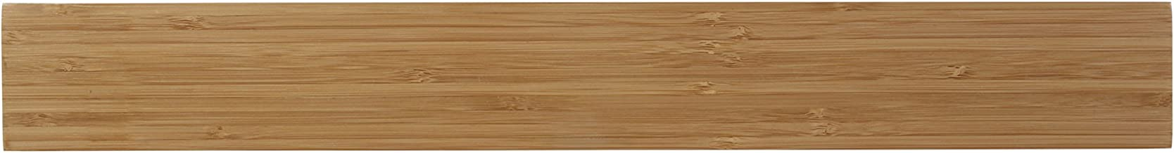 Mercer Culinary Magnetic Bar, 18 x 2-3/8 x 3/4 inch, Bamboo