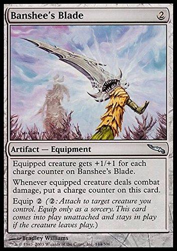 Magic The Gathering - Banshee39;s Blade - Mirrodin
