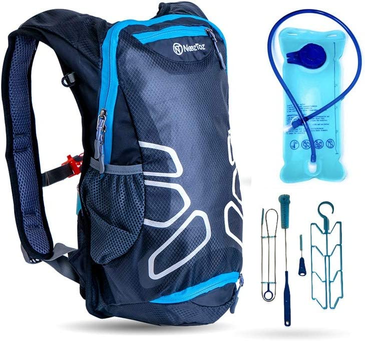 NeezToz Hydration Pack Backpack Manufacturer regenerated product with and 2L Bladder Fr Popular brand
