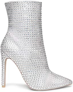 Best ankle rhinestone boots Reviews