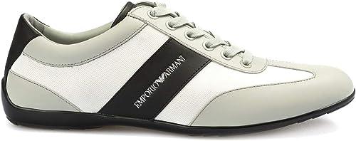 EMPORIO ARMANI - Hausschuhe para Hombre Weiß Weiß