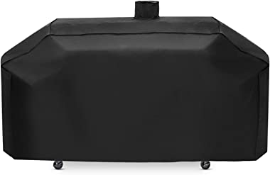 Unicook 79 Inch Smoke Hollow Grill Cover, Heavy Duty Waterproof Gas Charcoal Combo Grill Cover with Sealed Seam, Fade Resista