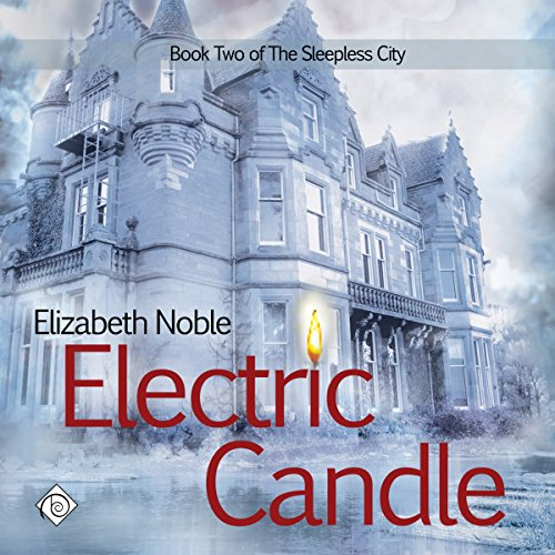Electric Candle audiobook cover art