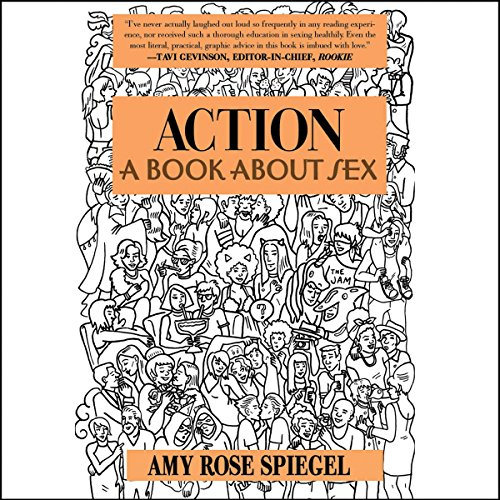 Action audiobook cover art
