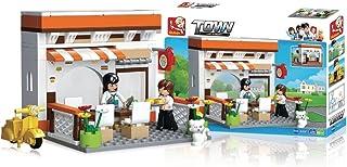 Sluban SlubanM38-B0567 Restaurant Building Bricks Set