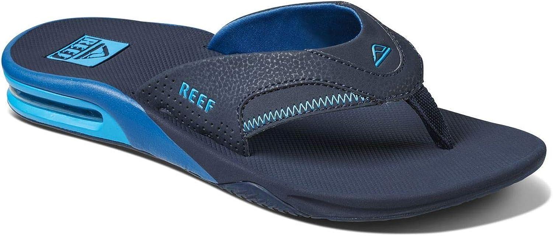 Reef Mens Fanning Sandal Womens 10