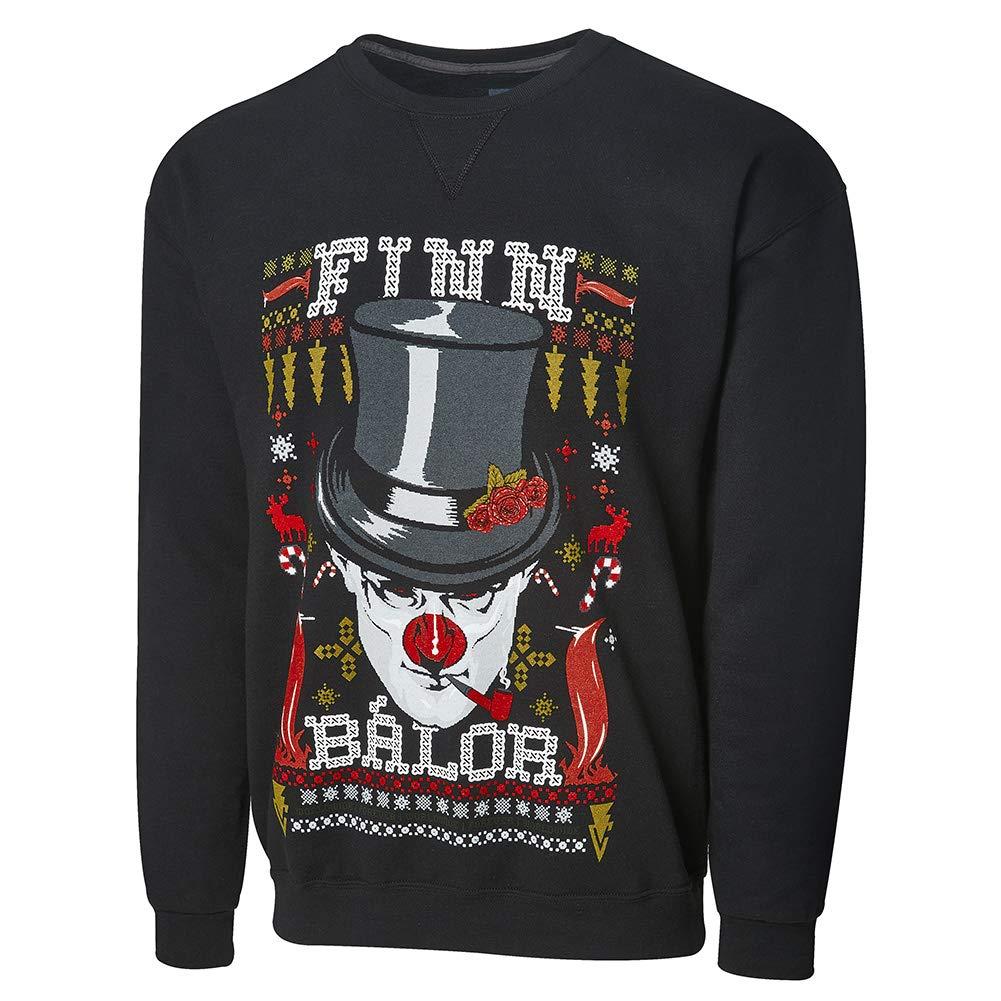 Wwe finn balor démon arrivée youth t-shirt enfants officiel neuf