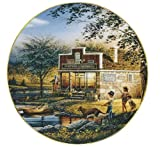 Wild Wings Summertime Collector Plate by Terry Redlin