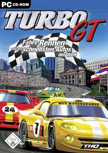 Turbo GT [Importación alemana]