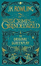 Books to read while traveling | Fantastic Beasts - The Crimes of Grindelwald: The Original Screenplay, by J.K.Rowling
