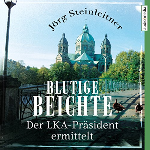 Blutige Beichte (Karl Zimmerschied 1) audiobook cover art