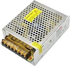 LED Driver 24v 120w 5a Constant Voltage Switching Power Supplies 110v 220v ac to dc Lighting Transformer Converter (SANPU PS120-W1V24)