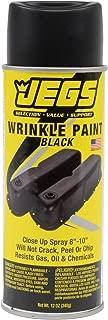 JEGS Performance Products 72030 Wrinkle Finish Paint 12 oz. Aerosol Spray Close