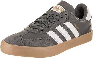 762733327992 adidas Busenitz Vulc RX (Grey White Gum) Men s Skate Shoes-10.5