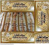 4 Pcs Al Falah Siwak Meswak Miswak Miswak Arak Peelu Al Falah Chewing Stick Natural Flavored Organic Herbal Brush Teeth Cleaning Toothbrush Vacuum Sealed Whitening Breath Freshener Thirty Tooth Sticks