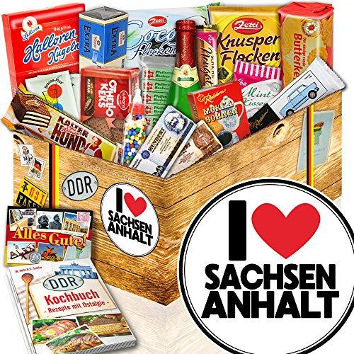 I Love Sachsen-Anhalt / Sachsen-Anhalt Andenken / Geschenk DDR