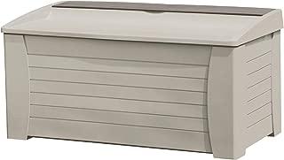 Suncast DB12000PB Deck Box, 127-gallon