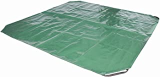 Garden waste yard tarp with Extra Reinforced Corner Handles/Reusable Durable tarp for Covering Outdoor Items/Clean up for Garden Waste Shrub and Hedge Trimmings