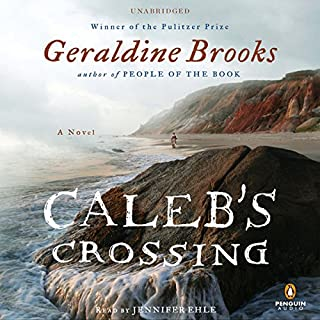 Caleb's Crossing audiobook cover art