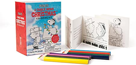 Peanuts: A Charlie Brown Christmas Coloring Kit (RP Minis)