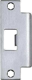 Tell Strike ASA 32D W/Screws Satin Stainless Steel ASA Frame Strike Plate