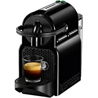 Nespresso Inissia D40 Espresso Coffee Maker (Black)